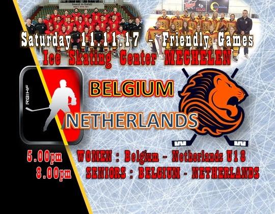 Team Belgium richting WK 2018!
