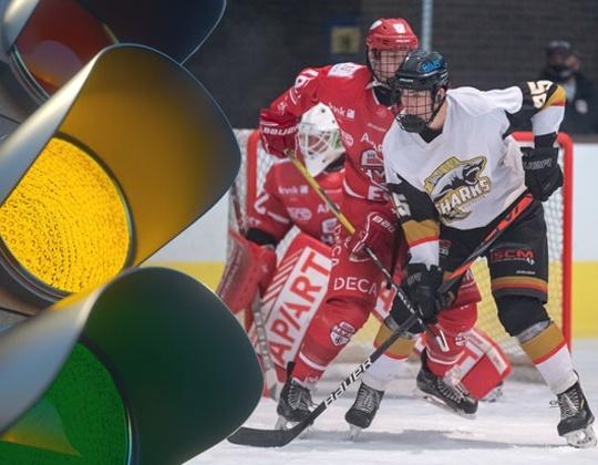 Ijshockey- en inline Hockey naar Code ORANJE.