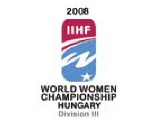 HONGAARSE FEDERATIE ORGANISEERT WK DAMES 2008