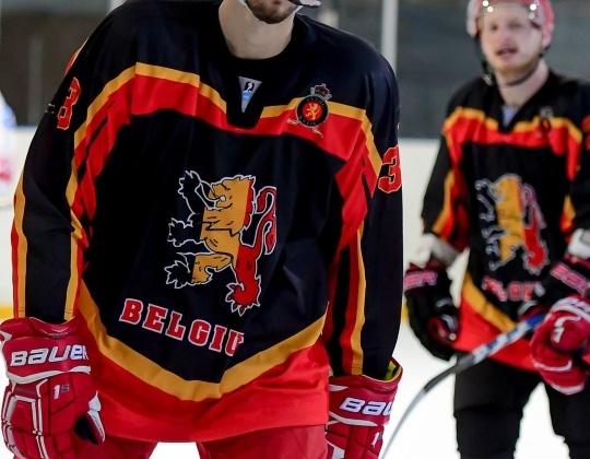IIHF Worldchampionship National Team Belgium
