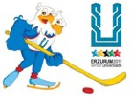 25de WINTERUNIVERSIADE, Erzurum (Turkije), 27.01–06.02.2011: ijshockey