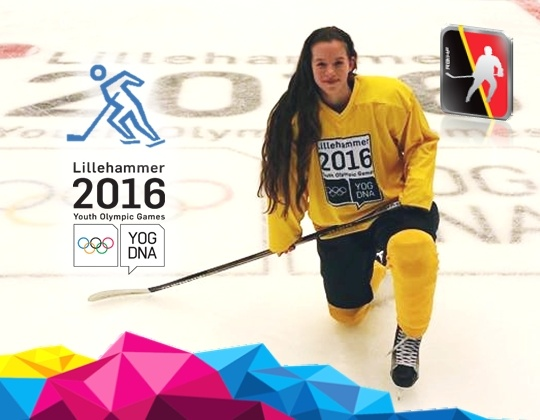 Chinouk at YOG in Lillehammer!