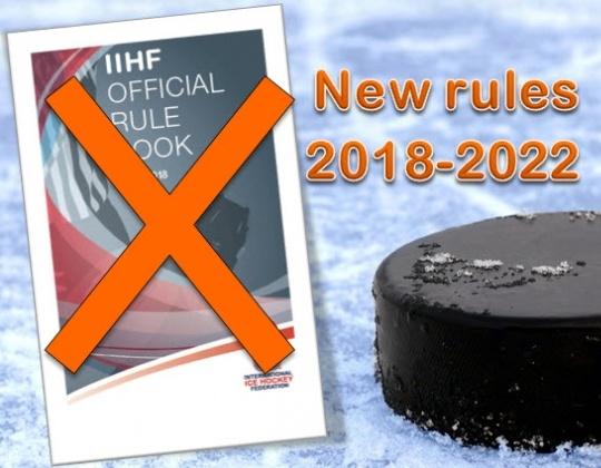 Nieuw seizoen, nieuwe regels