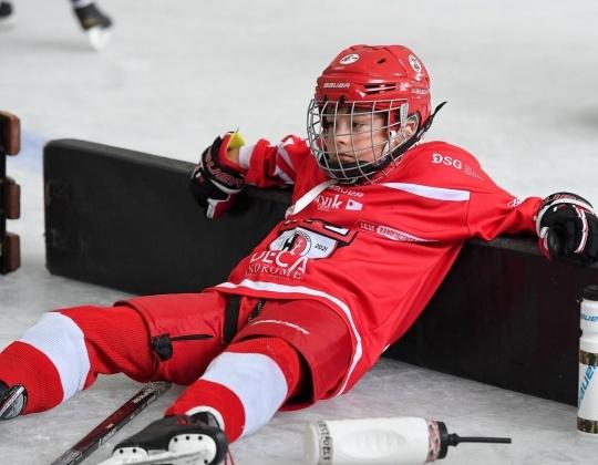 Arret du hockey sur glace et Inline pour les + de 12 ans