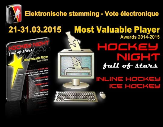 Stemformule Hockeynight