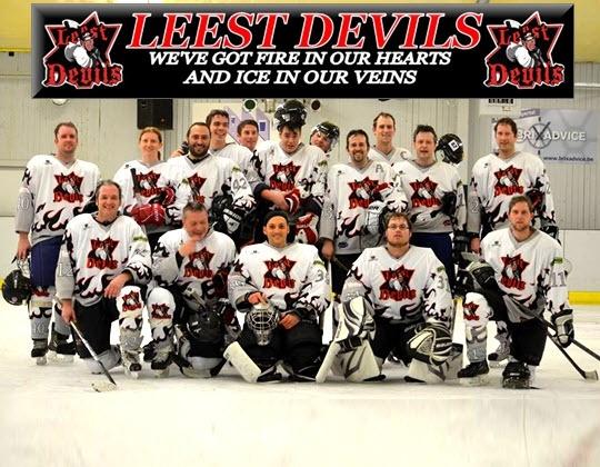 De titel in REC3 voor Devils Leest