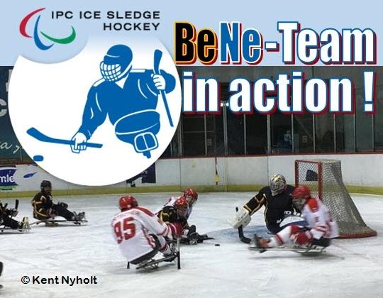 2016 IPC ICE SLEDGE HOCKEY WORLD CHAMPIONSHIP C-Pool