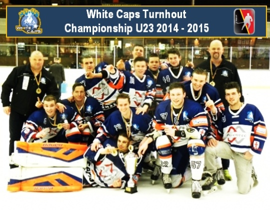 White Caps kampioen U23