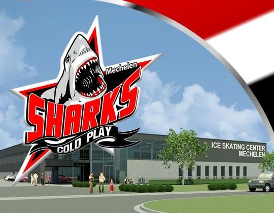 Cold Play Sharks bereiden zich voor!