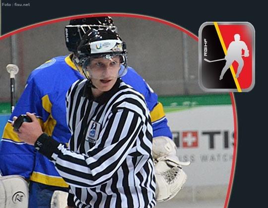 Belgische IJshockeyref naar Winter Universiade