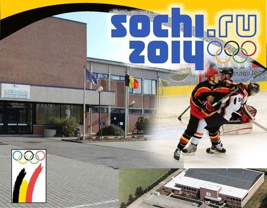 Ijsbaan Liedekerke centraal bij komende Olympische winterspelen.