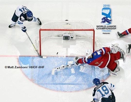 Finland Wereldkampioen U20 in eigen land!
