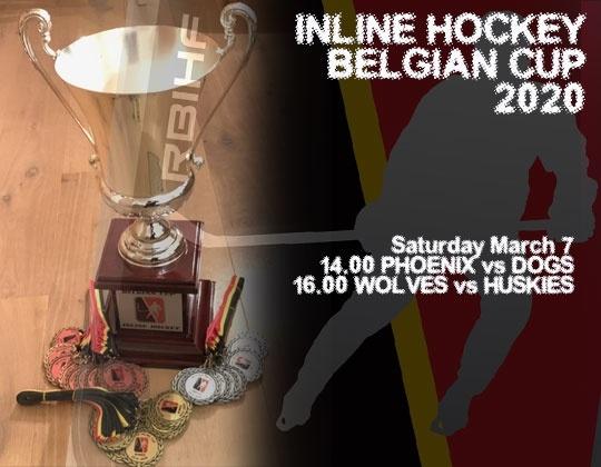 Belgian Cup Inline Hockey 2020