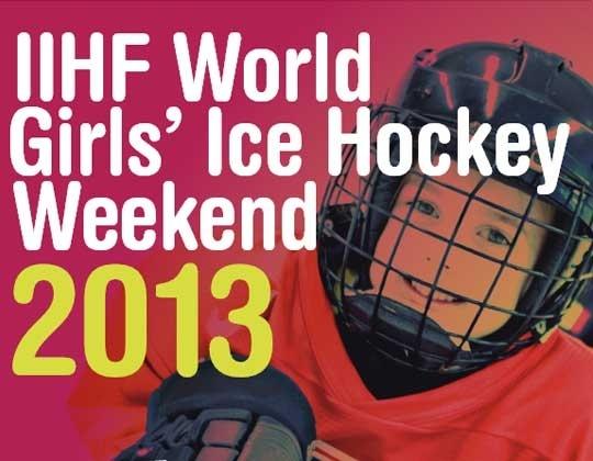 IIHF World Girls Day.