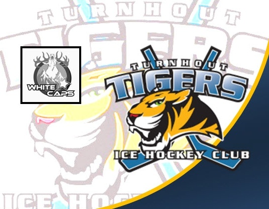 White Caps wordt Turnhout Tigers