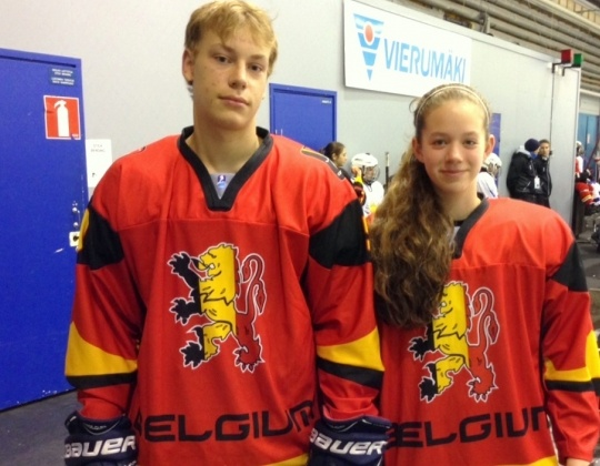 Belgium vs the World , Belgie naar Lillehammer