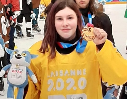 Anke Steeno nominée pour les différents prix de l'année 2020