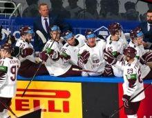 Surprising IIHF Worlds in Riga
