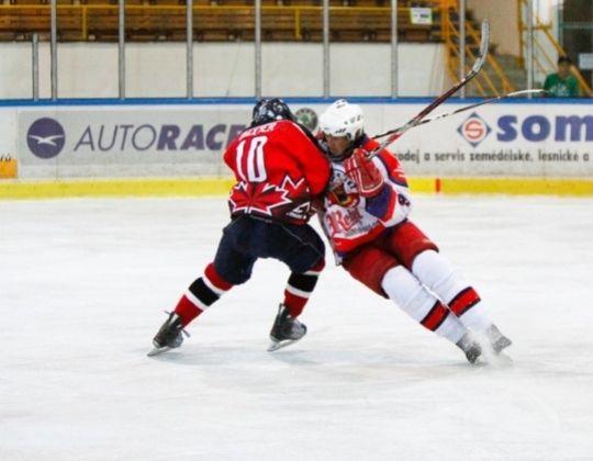 USA Hockey Body Checking Clinic