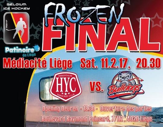 Frozen Final 2017