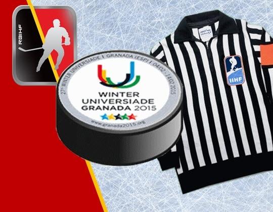Drie Belgische Refs voor de Winter Universiade 2015