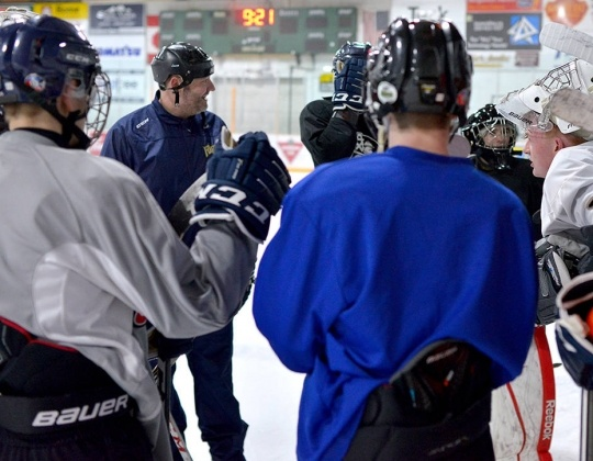 Een IJshockey sportopleiding toegankelijk voor iedereen te Luik!