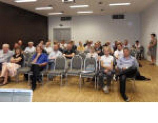 ALGEMENE VERGADERING KBIJF: Nieuwe structuren en nieuwe CFO