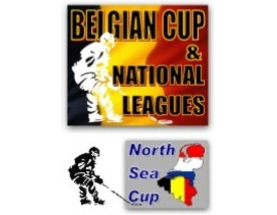 Belgian Cup, National Leagues et North Sea Cup (26 - 01/12/2010)