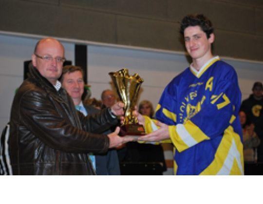 Charleroi Wolves wint finale Beker van België Inline Hockey