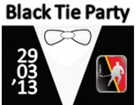 Kaartverkoop Black Tie Party