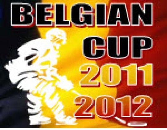 Beker van België, halve finales – Best of three (6 december 2011)