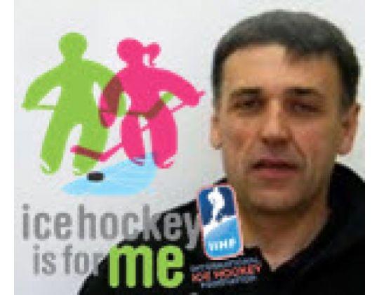 IIHF Development Commissie met een Belgisch tintje.