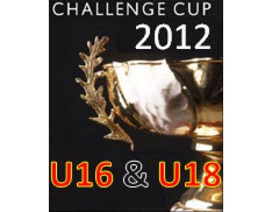 KBIJF ORGANISEERT DE CHALLENGE CUP VOOR U16 EN U18