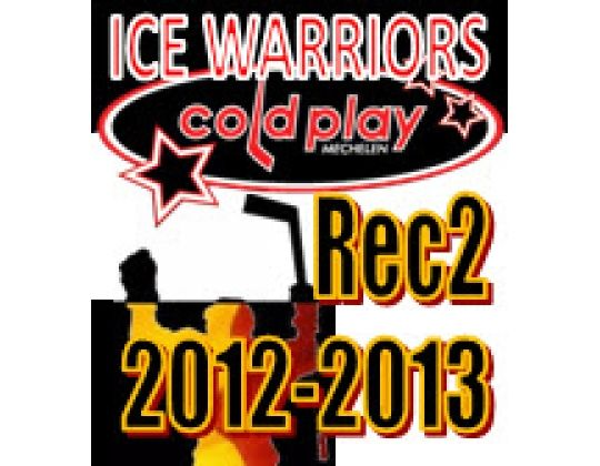 REC 2: Cold-Play Ice Warriors kampioen