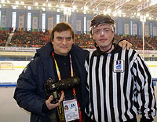 Referee Chris Deweerdt op dreef in Harbin