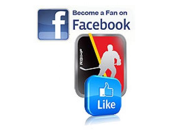 Ijshockey federatie nu ook op facebook