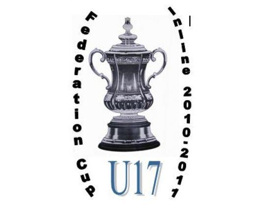 Federation Cup U17, zondag 8 mei te Wolvertem