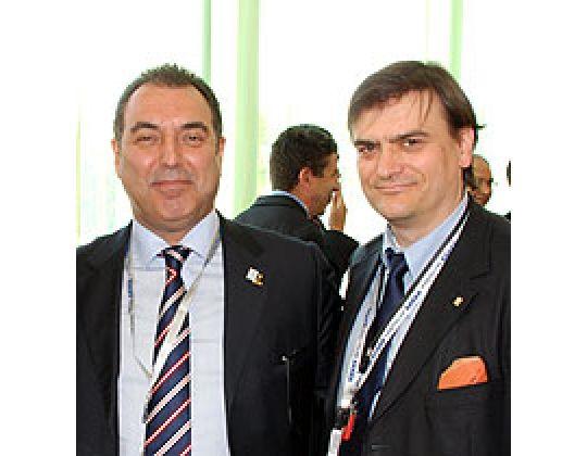 SG KBIJF ontmoet Vice-Voorzitter Spaanse Federatie