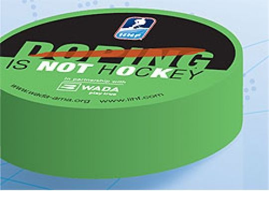 The Green Puck ...