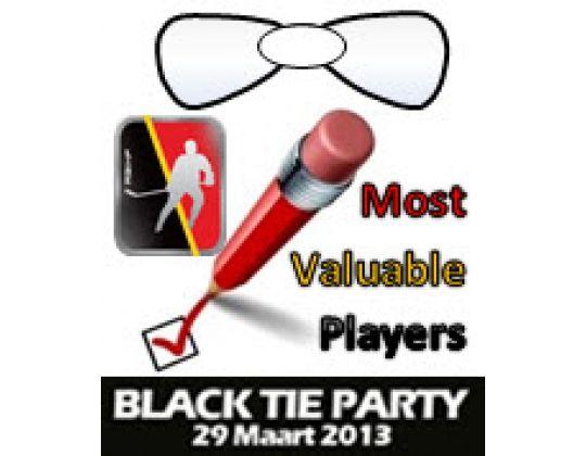 Start stemming voor de MVP 2013 en kaartverkoop Black Tie Party