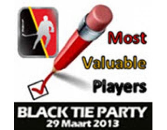 Uitreiking Awards Black Tie Party
