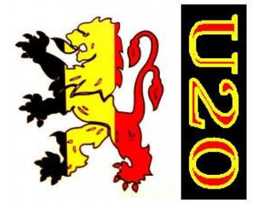 U20: OEFENWEDSTRIJD BELGIË-NEDERLAND IN DEURNE