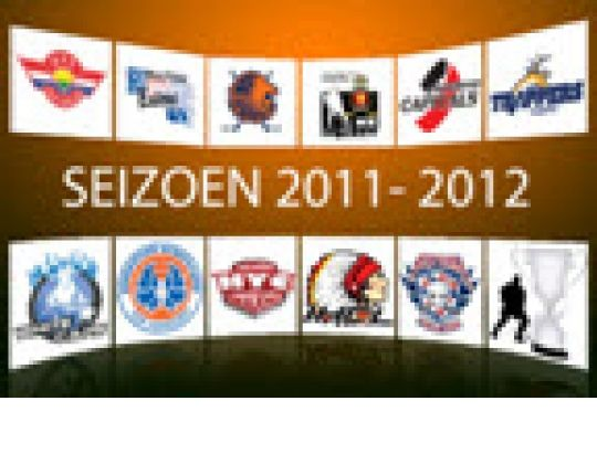 Eredivisie, Beker (18 - 20 november 2011)