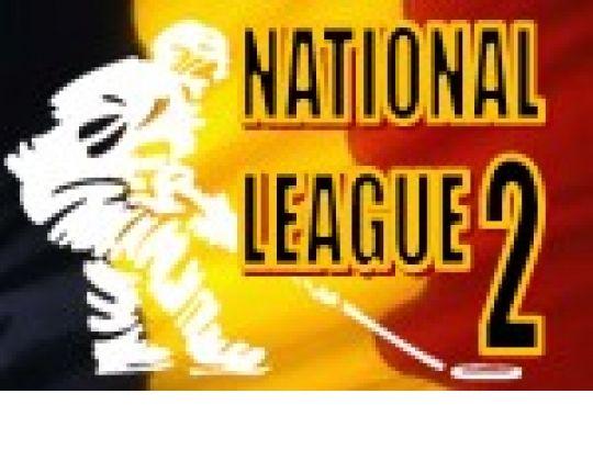 National League 2, Demi-finales (19-26 février 2011)