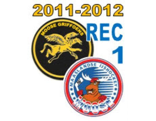 REC 1 : le titre pour Moose Griffoens Maaseik