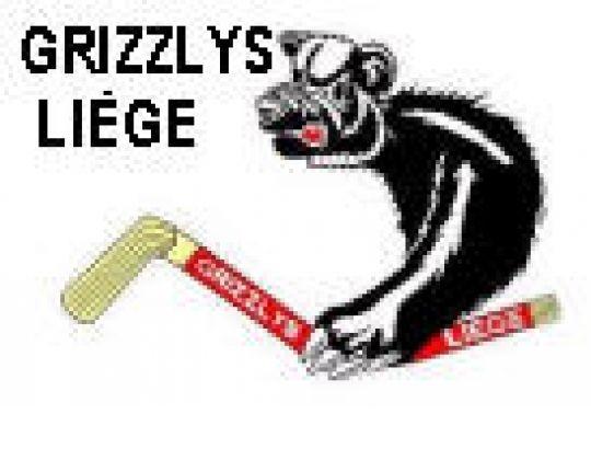 Grizzlys Luik in Prag en Roudnice na Ladem (Cze)