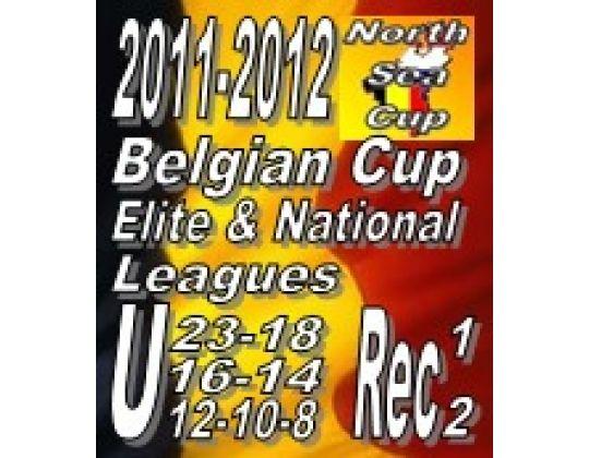 Aperçu général pour la saison 2011-2012 (situation provisoire)
