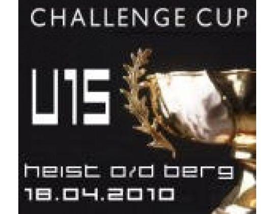 U15 Challenge Cup: Heist-op-den-Berg, 18 april 2010