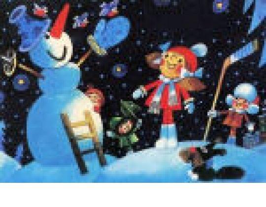 Zalig kerstfeest vanwege RBIHF.be