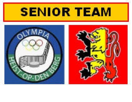 01.04.09: Équipe Nationale Seniors vs Olympia Heist-op-den-Berg